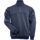 5.11 Tactical 1/4 Zip Job Shirt Fire Navy, Regular Length