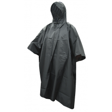 5ive Star Gear Military Poncho Black