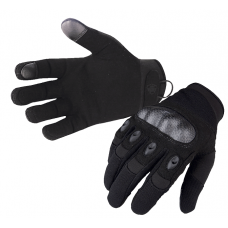 5SG Tactical Hard Knuckle Gloves Black