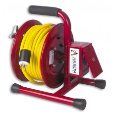 Akron Live Cord Reel 10 inch