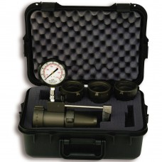 AFTK-LK 2 .5'' Flow Test Kit with Case (High Flow Kit)