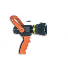 "Akron 1"" Assault Nozzle With Pistol Grip 13 to 40 GPM"