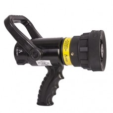 "4863 Akron 1½"" Mid-Range Assault Nozzle With Pistol Grip and Nozzle Color Clip Kit"
