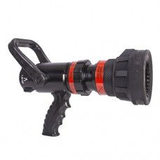 "1723 Akron 1.5"" Mid-Range Turbojet Nozzle With Pistol Grip and Nozzle Color Clip Kit"