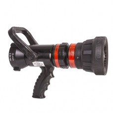 "1733 Akron 2.5"" High-Range Turbojet Nozzle With Pistol Grip  and Nozzle Color Clip Kit"