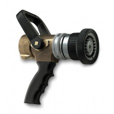 "3721 Akron 1.5"" Industrial Brass Turbojet Nozzle With Pistol Grip"