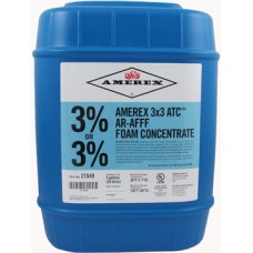 AMEREX 3x3 ATC AR-AFFF Foam Concentrate- 5 gallon pail