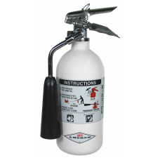 Carbon Dioxide Fire Extinguishers Non-Magnetic -  5 lb. Capacity