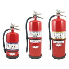 Amerex High Performance Dry Chemical Fire Extinguishers