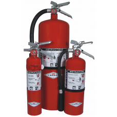 Purple K Dry Chemical Fire Extinguishers