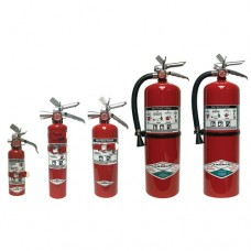 "Halotron I""Clean Agent"" Fire Extinguishers"