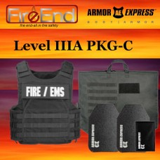 Armor Express Level IIIA and III + SA Package C