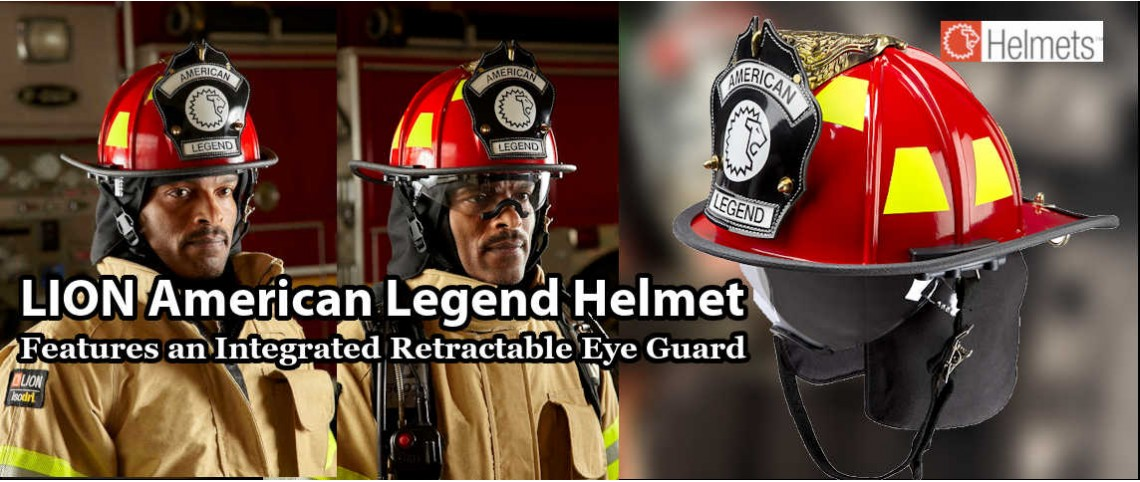 LION American Legend Helmet