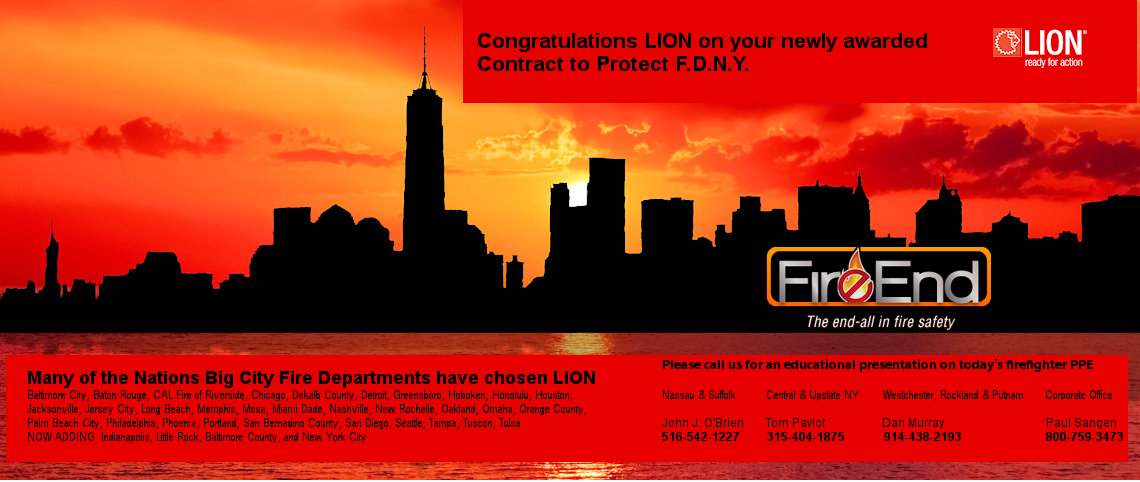 FDNY and LION