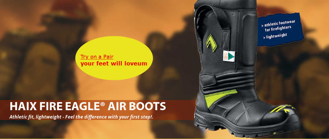 Haix Structural Boots