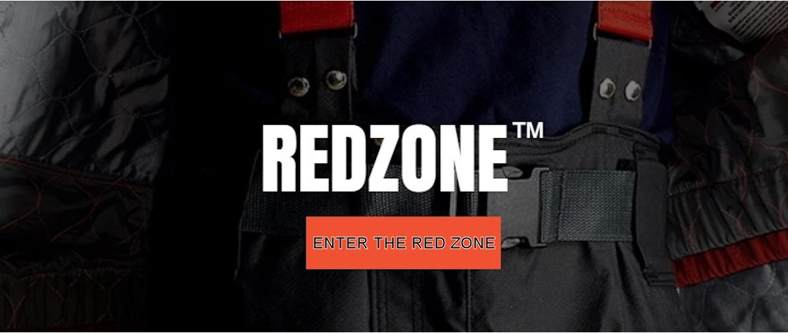 Enter LION Red Zone