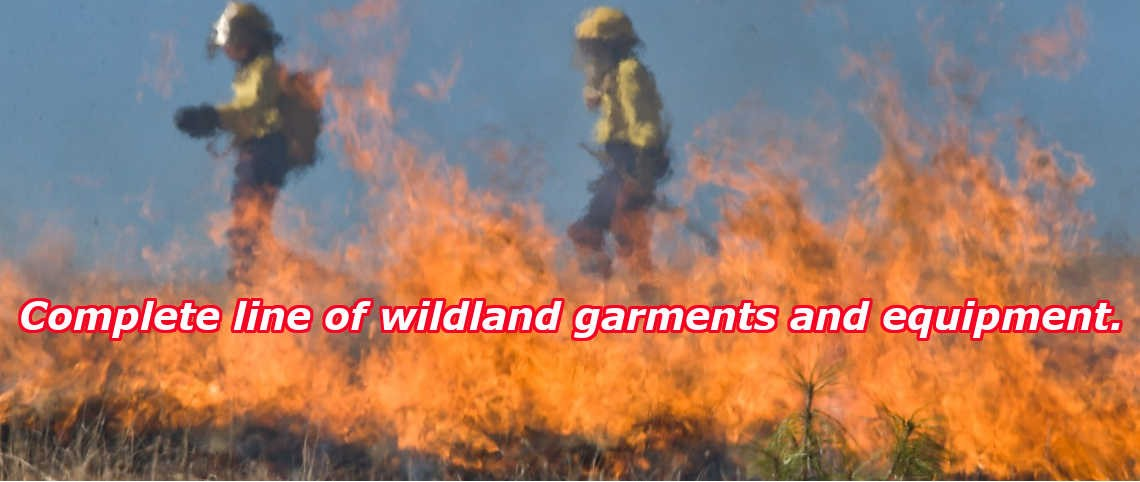 Wildland clothing and Equipment