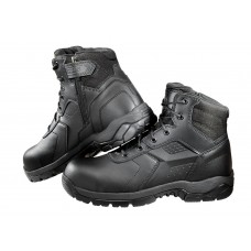 Black Diamond Battle OPS 6 inch Waterproof Tactical Boot - Side Zip - Composite Safety Toe
