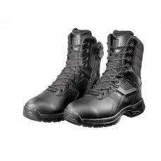 Black Diamond Battle OPS 8 inch Waterproof Tactical Boots - Side Zip - Non Safety Toe