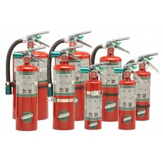 "Halotron ""Clean Agent"" Fire Extinguishers"