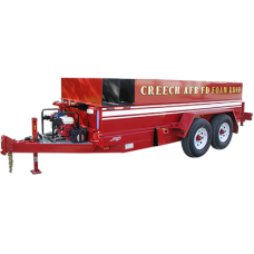 CET 1000 Gallons Resupply Foam Trailer