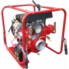 CET PFP-18HPVGD-2D High-Volume Fire Pump
