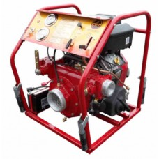 CET PFP-18HPVGD-2D-CE  High-Volume Fire Pump with Full Control Panel