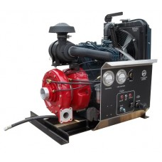 CET PFP-21HP-DSL-MR Mid-Range Pressure and Volume Diesel Powered Fire Pump