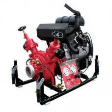 CET PFP-38hpKHL-2D High Pressure and Volume Fire Pump