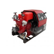 CET PFP-46hpVW-MF High Pressue and Volume Fire Pump