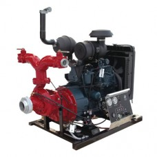 CET PFP-99hp-DSL High Pressure and Volume Fire Pump
