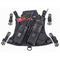 CrewBoss CRUSH Pack Radio Harness