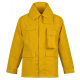 CrewBoss Brush Coat- 6.0 oz Nomex Yellow