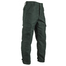 CrewBoss Classic Brush Pants— 6.8 oz Nomex Spruce