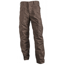 CrewBoss Classic Brush Pants— 6.6 oz Pioneer Khaki
