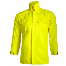 CrewBoss Brush Shirt — 7.0 oz Tecasafe Plus Hi-Viz