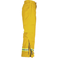CrewBoss Interface Pants— 7.0 oz Tecasafe Plus Yellow