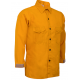CrewBoss Traditional Brush Shirt — 6.0 oz Nomex Yellow
