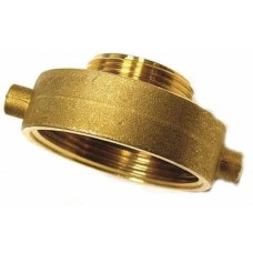 Croker Cast Brass Pin Lug Female x Male Reducer Adapter