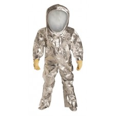 DuPont Tychem 10000 FR NFPA 1991 Level A Suit