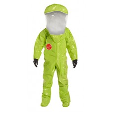 DuPont Tychem TK586T Training Suits- Expanded Back Front Entry with Taped Seams