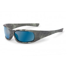 ESS 5B Reaper Woods Mirrored Mirrored Blue Polarized Lenses Sunglasses