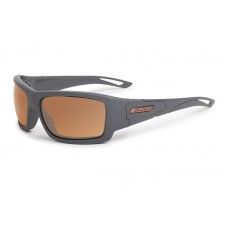 ESS Credence Gray Frame Mirrored Copper Lenses Sunglasses