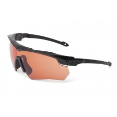 ESS Crossbow Suppressor Sunglasses 2X KitClear & Hi-Def Copper Lens