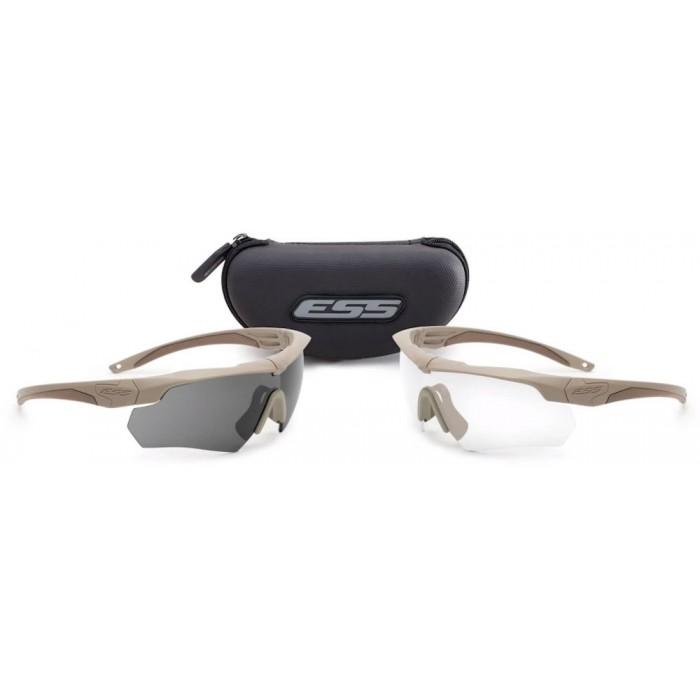 11f45121c61 ESS Crossbow Terrain Tan 2X Kit with Two pairs of Sunglasses ...