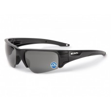 ESS Crowbar Polarized Mirrored Gray Lens Sunglasses