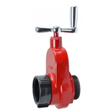 "Elkhart X-86A A Elk-O-Lite Gate Type Hydrant Valve 2½""  NH (NST)"