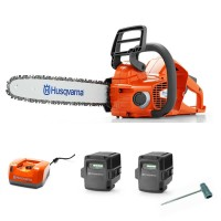 Fire Hooks Husqvarna 536Li XP Battery Power Chainsaw Package