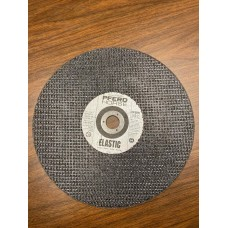 "12""TRIPLE REINFORCED STEEL CUTTING BLADE WITH 1"" ARBOR (Fire Hooks Clearance Sale Warehouse 7, Bin:70506)"