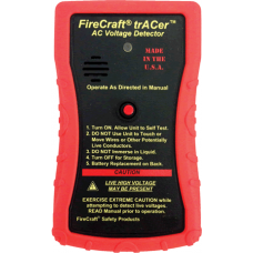FireCraft® trACer™ AC Voltage Detector